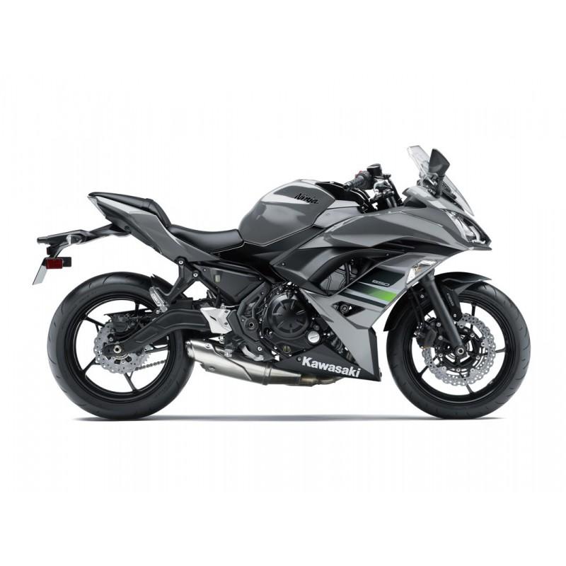 2018 Kawasaki NINJA® 650 ABS