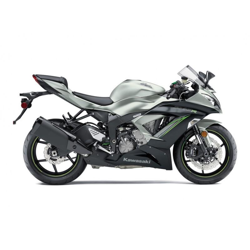 2018 Kawasaki NINJA® ZX™-6R ABS