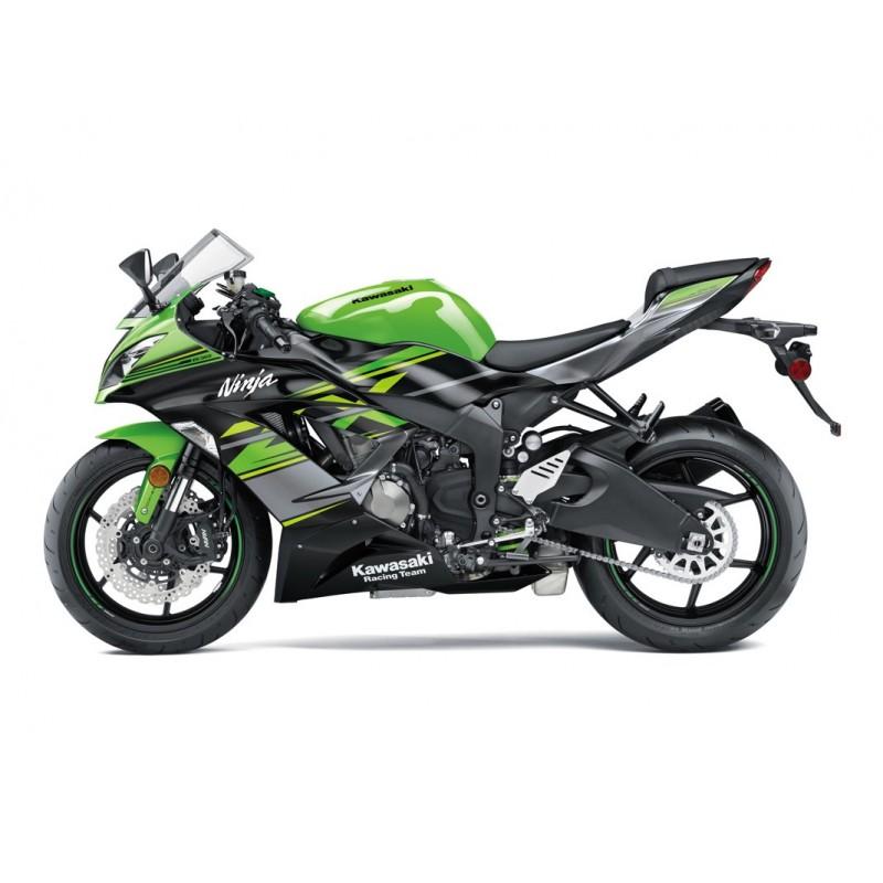 2018 Kawasaki NINJA® ZX™-6R ABS KRT EDITION