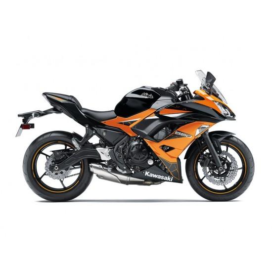2019 Kawasaki NINJA® 650 ABS