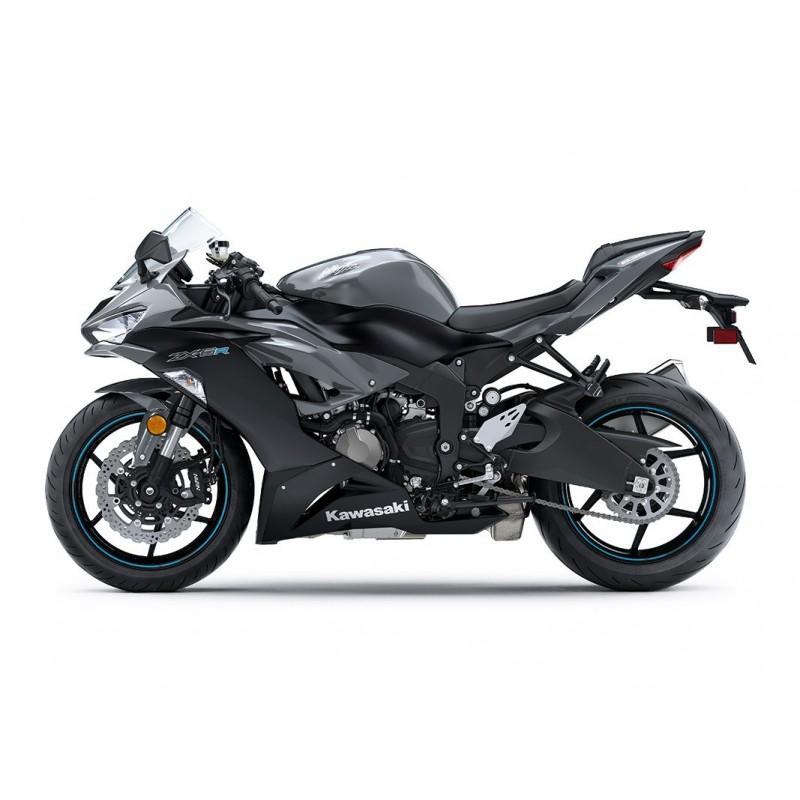 2019 Kawasaki NINJA® ZX™-6R ABS