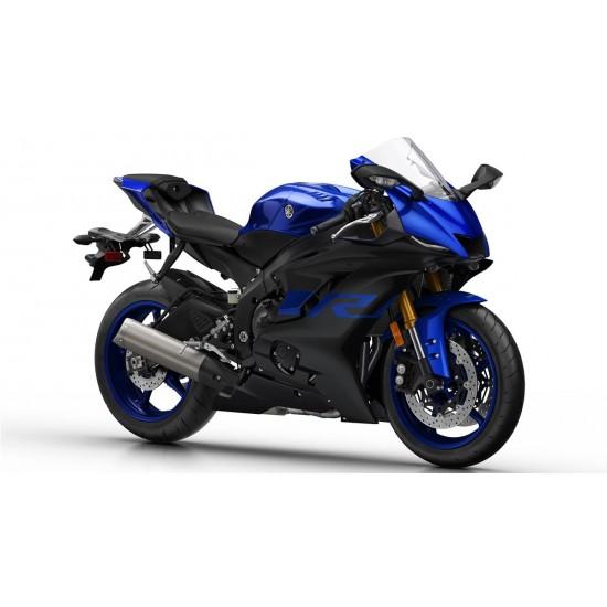 2019 Yamaha YZF-R6
