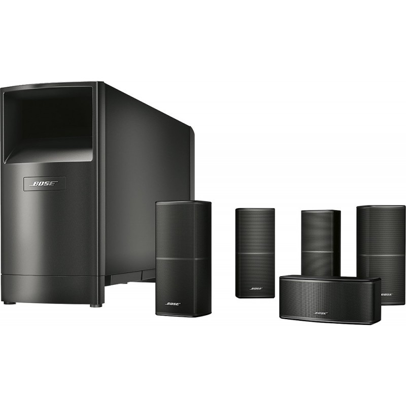 Bose® - Acoustimass® 10 Series V 5.1-Channel Hom...