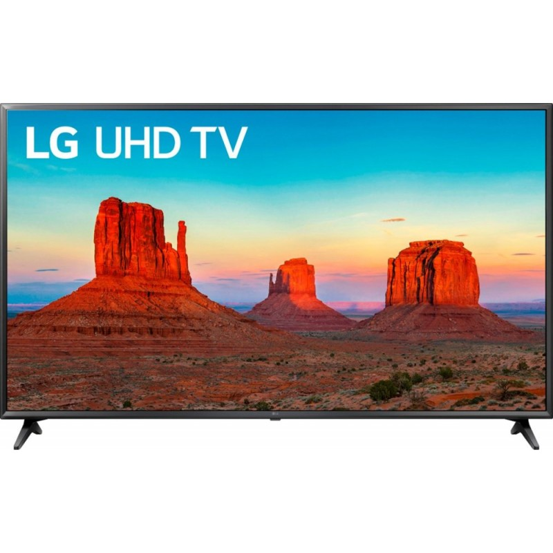 "LG - 55"" Class - LED - UK6090PUA Series - 216..."