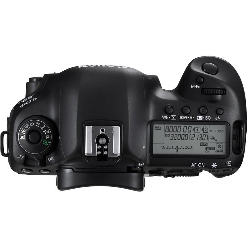 Canon - EOS 5D Mark IV DSLR Camera (Body Only) - Black