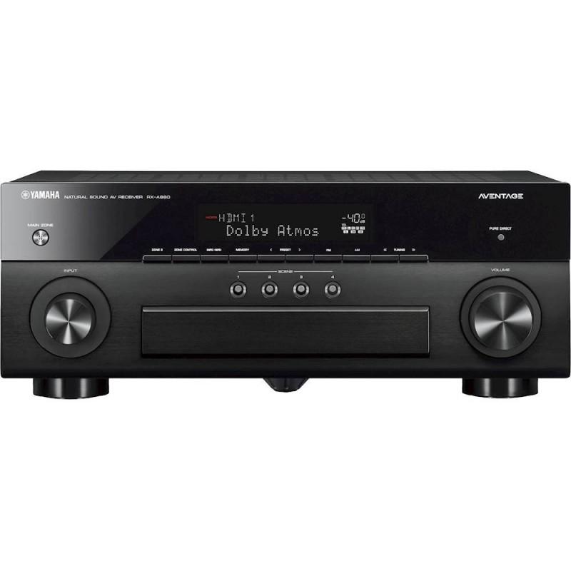 Yamaha - AVENTAGE 700W 7.2-Ch. Bluetooth Capable w...