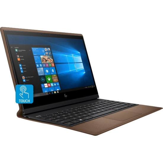 "HP - Spectre Folio Leather 2-in-1 13.3"" Touch-Screen Laptop - Intel Core i7 - 8GB Memory - 256GB Solid State Drive"