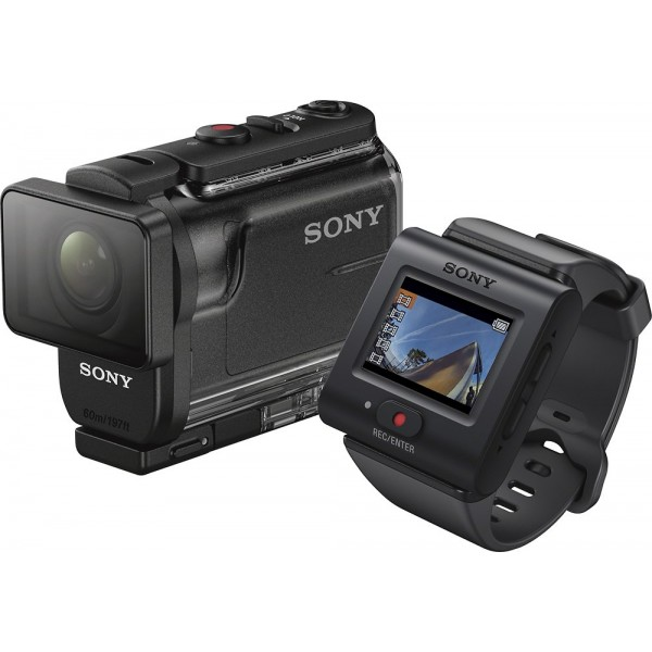 Sony - HDR-AS50 HD Action Camera with Live View Re...