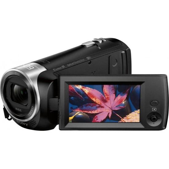 Sony - Handycam CX440 Flash Memory Camcorder - Black