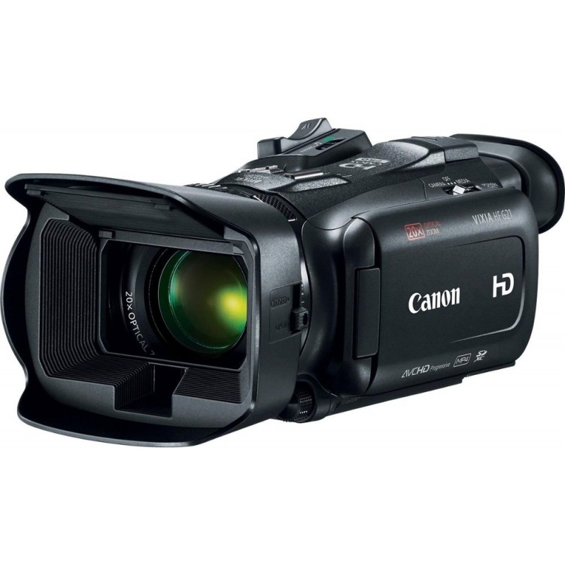 Canon - VIXIA HF G21 HD Flash Memory Premium Camco...
