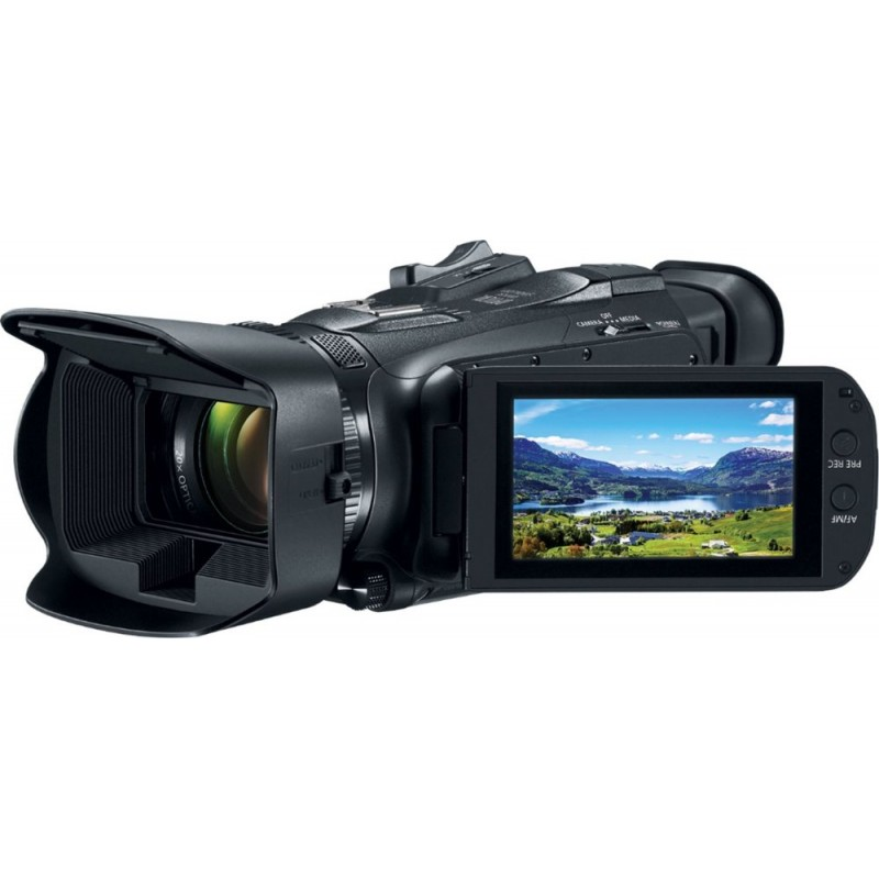 Canon - VIXIA HF G50 HD Flash Memory Camcorder - Black