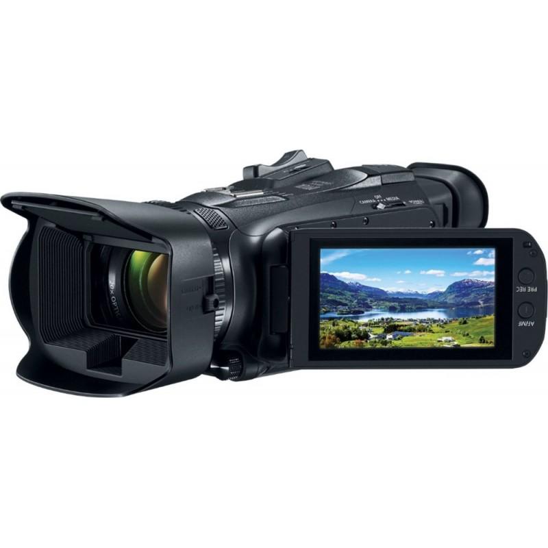 Canon - VIXIA HF G50 HD Flash Memory Camcorder - B...