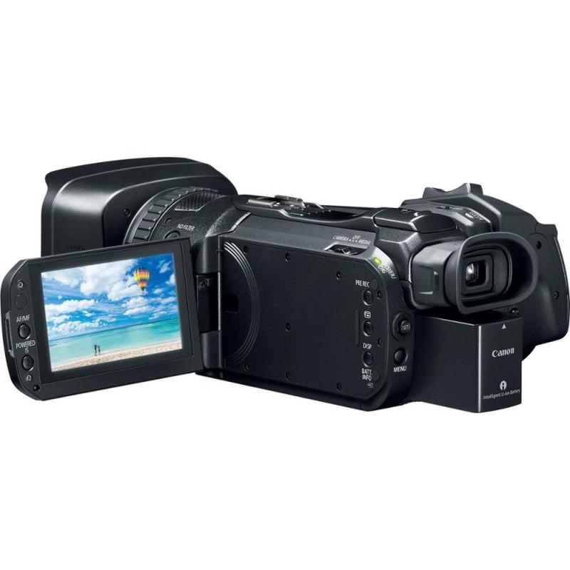 Canon - VIXIA GX10 Flash Memory Premium Camcorder - black