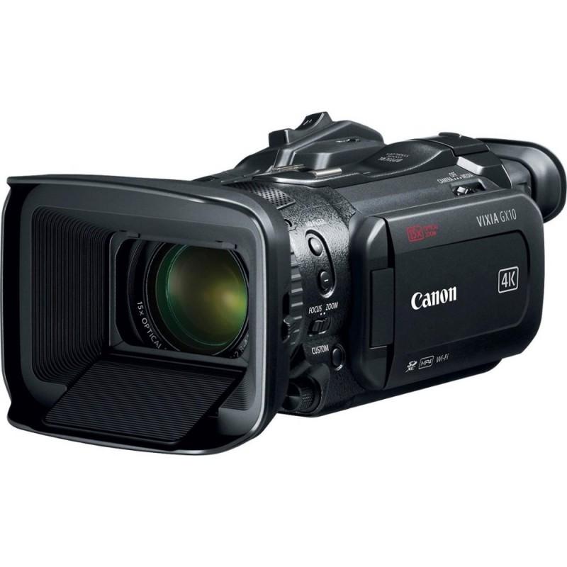 Canon - VIXIA GX10 Flash Memory Premium Camcorder ...