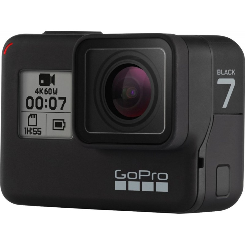 GoPro - HERO7 Black HD Waterproof Action Camera - Black
