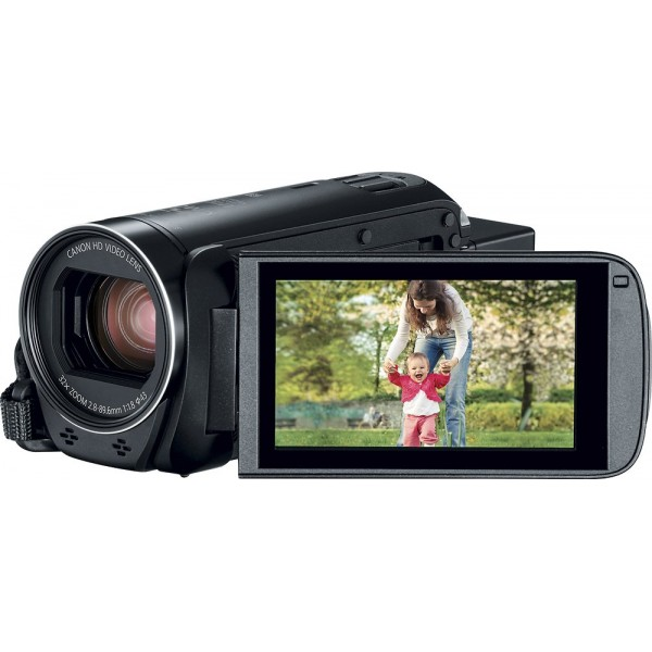 Canon - VIXIA HF R82 32GB HD Flash Memory Camcorde...