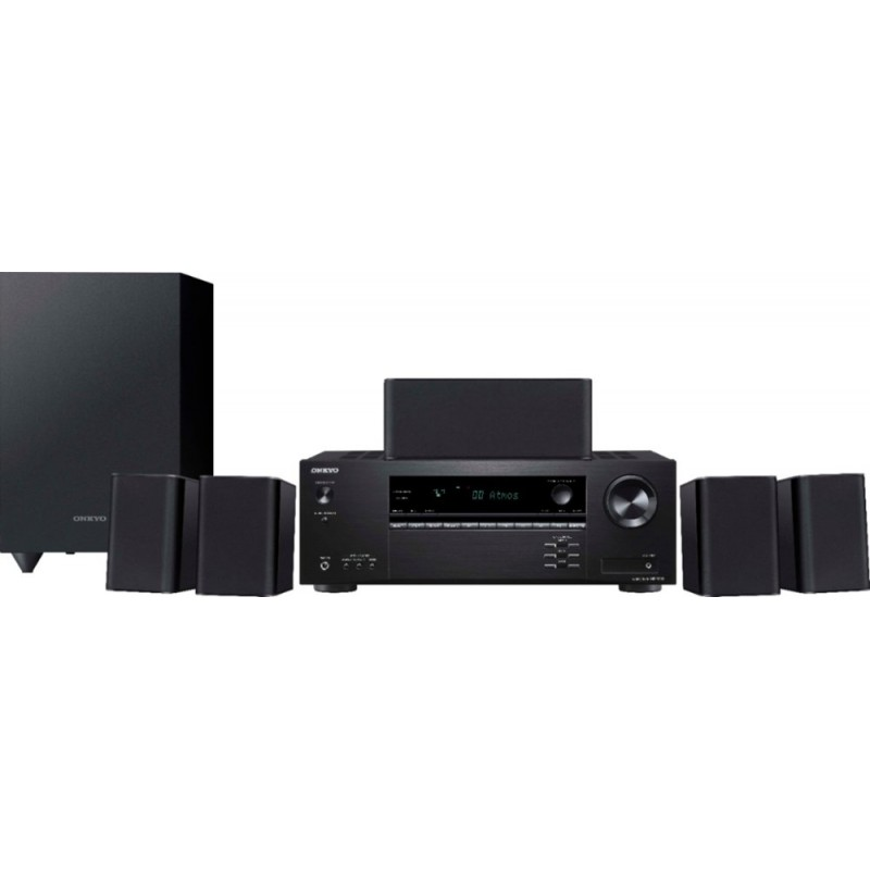 Onkyo - HT S3910 5.1-Ch. Hi-Res 3D Home Theater Sp...