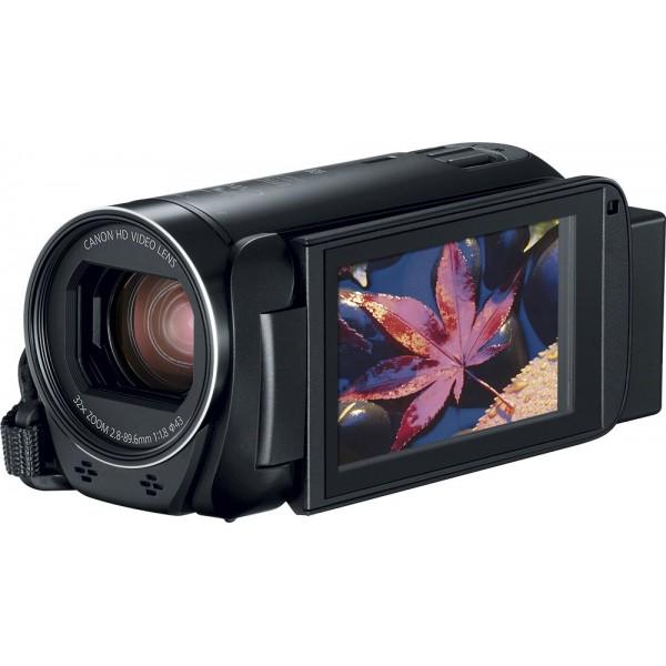 Canon - VIXIA HF R80 16GB HD Flash Memory Camcorde...