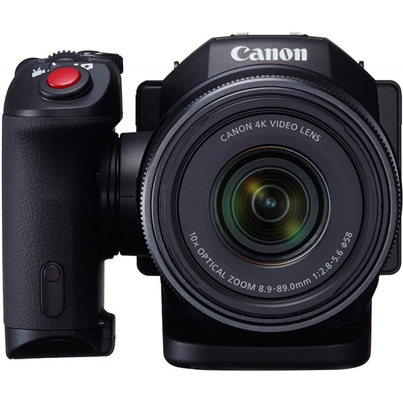 Canon - XC10 4K Flash Memory Premium Camcorder - Black