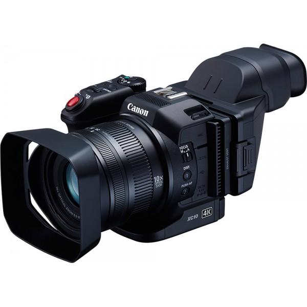 Canon - XC10 4K Flash Memory Premium Camcorder - B...