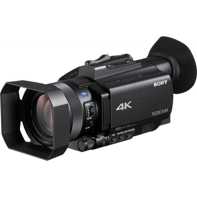 Sony - XDCAM PXW-Z90V 4K Flash Memory Premium Camcorder