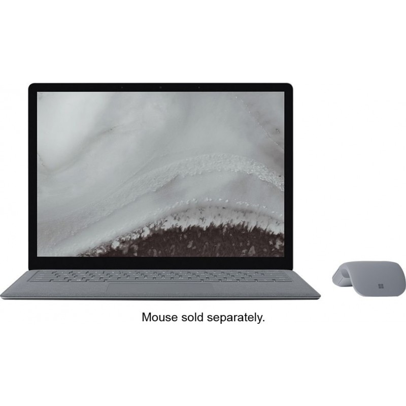 "Microsoft - Surface Laptop 2 - 13.5"" Touch-Screen - Intel Core i5 - 8GB Memory - 128GB Solid State Drive (Latest Model) - Platinum"