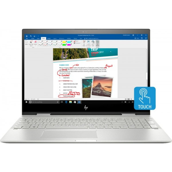 "HP - ENVY x360 2-in-1 15.6"" Touch-Screen Lapt..."