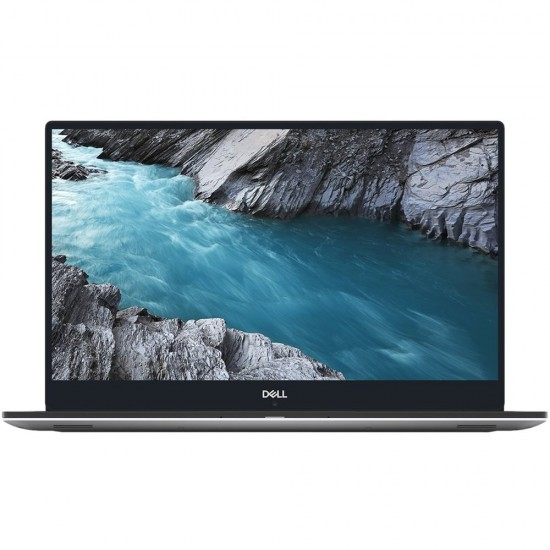"Dell - XPS 15.6"" 4K Ultra HD Touch-Screen Laptop - Intel Core i7 - 16GB Memory - NVIDIA GeForce GTX 1050 Ti - 512GB SSD - Silver"