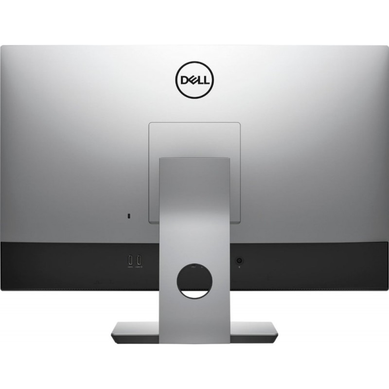 "Dell - Inspiron 27"" Touch-Screen All-In-One - Intel Core i7 - 12GB Memory - 1TB Hard Drive - Silver"
