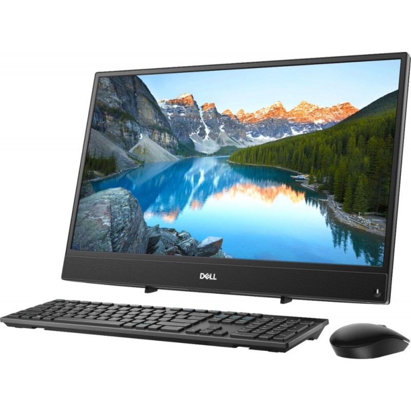 "Dell - 23.8"" Touch-Screen All-In-One - AMD A9-Series - 8GB Memory - 1TB Hard Drive - Black"