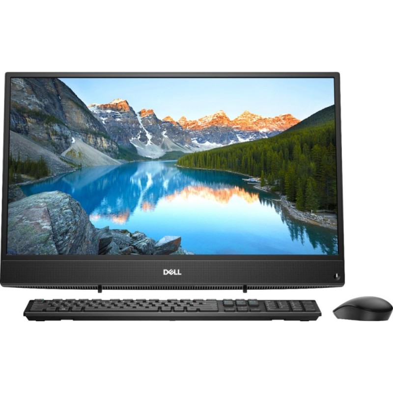 "Dell - 23.8"" Touch-Screen All-In-One - AMD A9..."