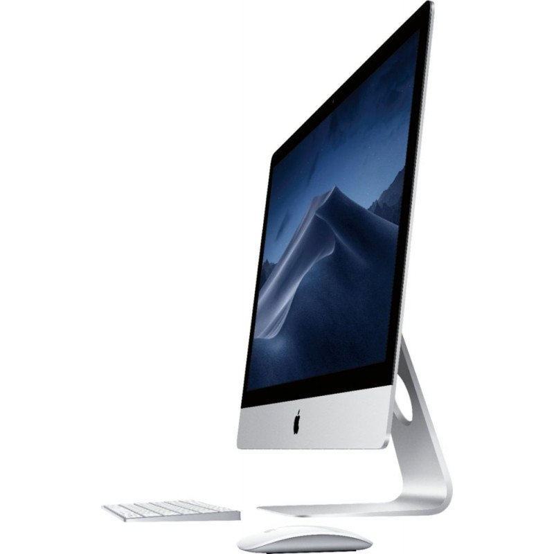 "Apple - 27"" iMac® (Latest Model) - Intel Core i5 (3.4GHz) - 8GB Memory - 1TB Fusion Drive - Silver"