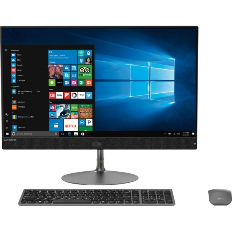 "Lenovo - 730S-24IKB 23.8"" Touch-Screen All-In..."