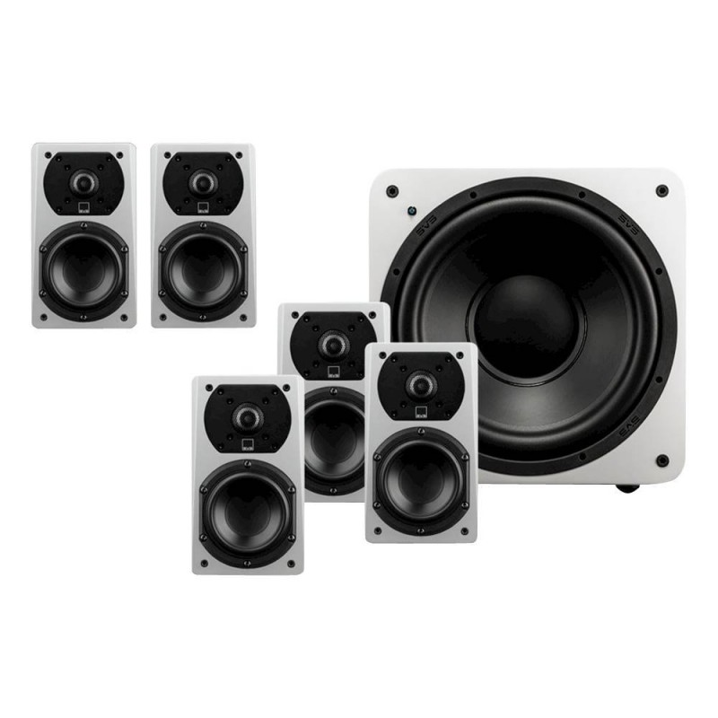 SVS - Prime Satellite 5.1-Ch. Home Theater System ...