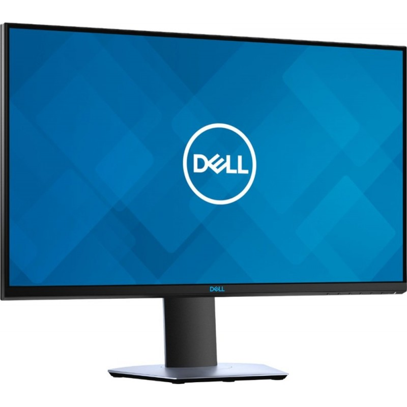"Dell - S2719DGF 27"" LED QHD FreeSync Monitor - Black"