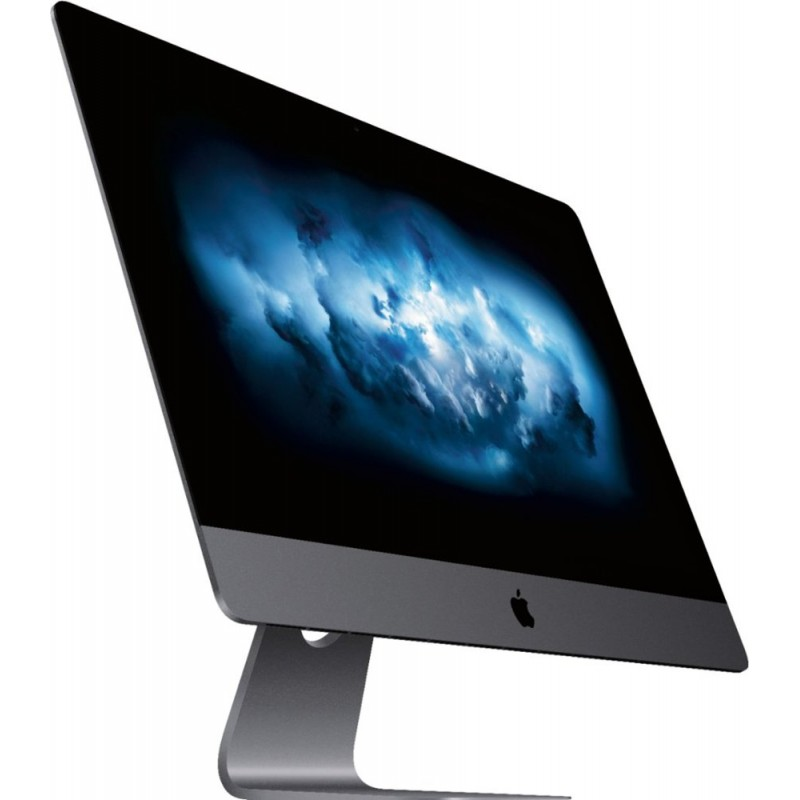 "Apple - 27"" iMac Pro with Retina 5K display - Intel Xeon W - 32GB Memory - 1TB Solid State Drive - Black"