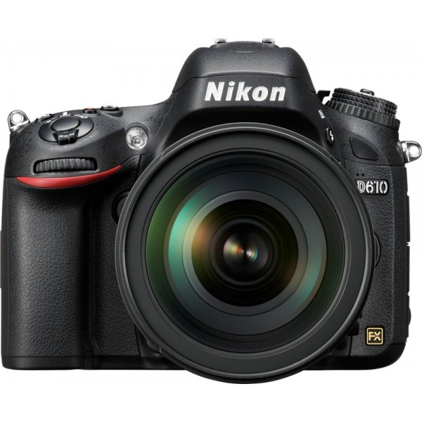 Nikon - D610 DSLR Camera with 28-300mm VR Lens Kit...