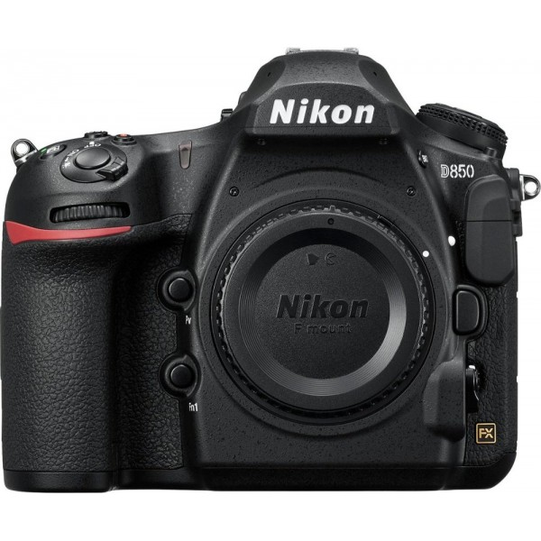 Nikon - D850 DSLR Camera (Body Only) - Black