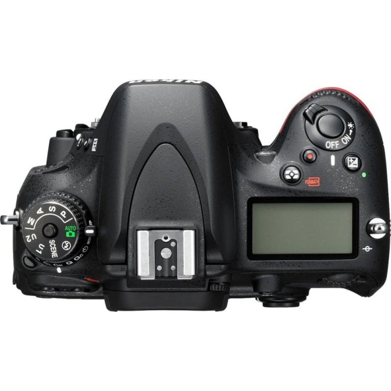 Nikon - D610 DSLR Camera (Body Only) - Black