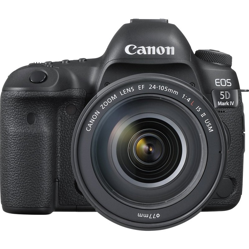 Canon - EOS 5D Mark IV DSLR Camera with 24-105mm ...