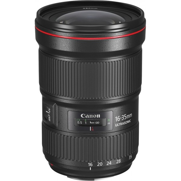 Canon - EF 16-35mm f/2.8L III USM Zoom Lens for Ca...