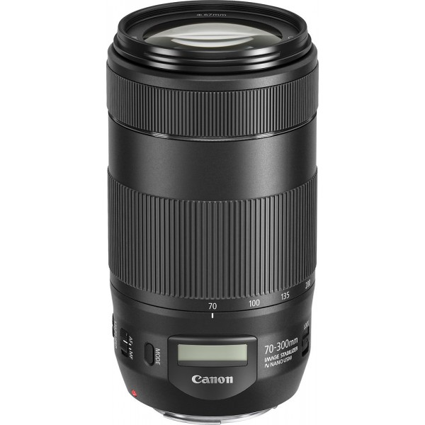Canon - EF70-300 IS II USM Telephoto Zoom Lens for...