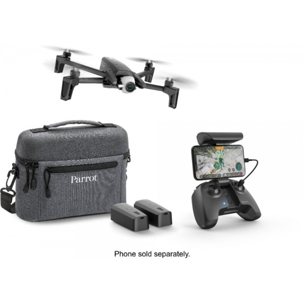 Parrot - ANAFI Extended Drone with Skycontroller -...