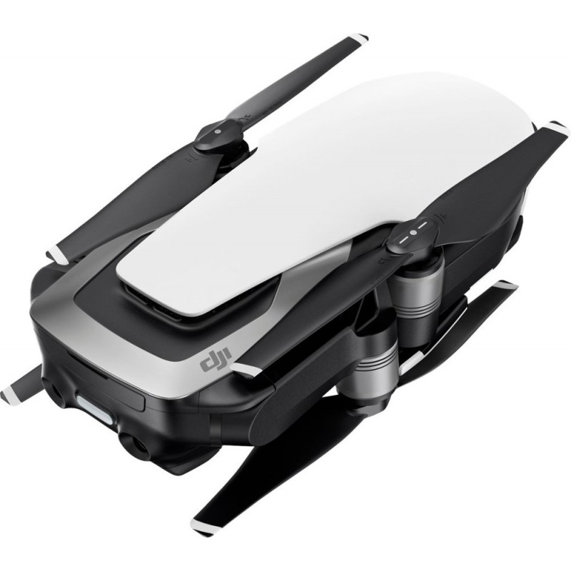 DJI - Mavic Air Quadcopter with Remote Controller - Arctic White