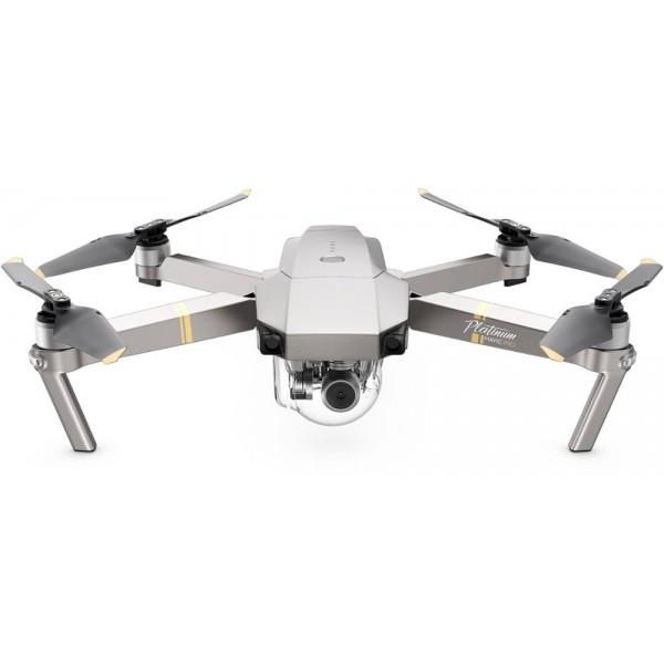 DJI - Mavic Pro Platinum Quadcopter with Remote Co...