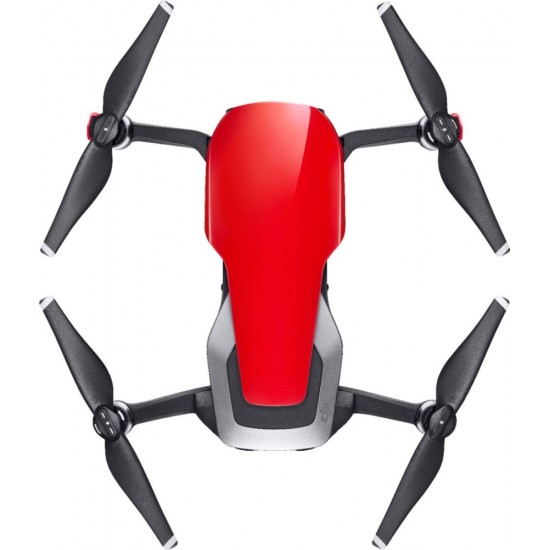 DJI - Mavic Air Quadcopter with Remote Controller - Flame Red