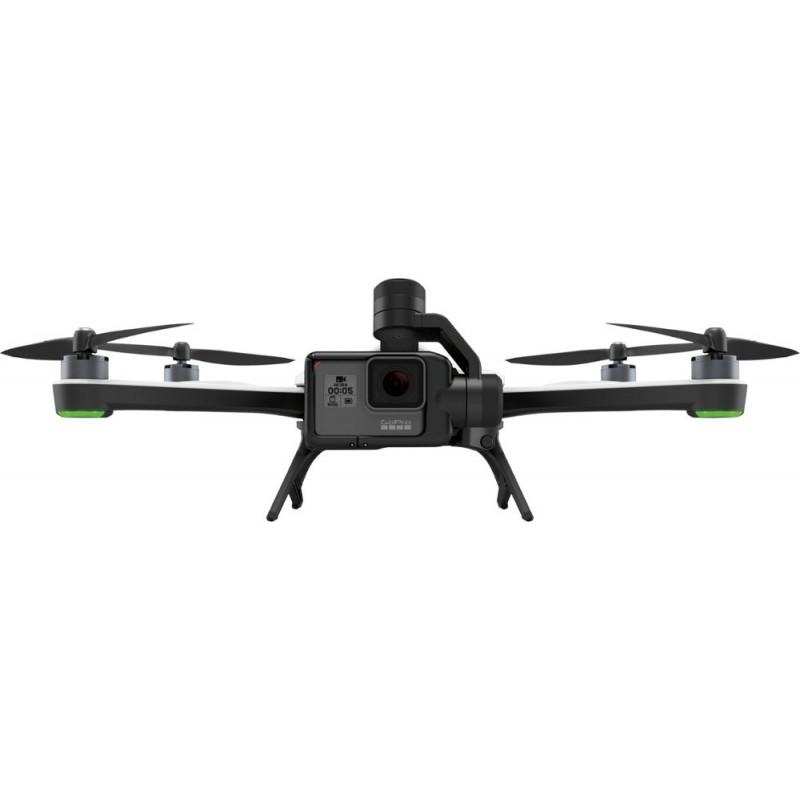 GoPro - Karma Quadcopter with HERO5 Black - Black/White