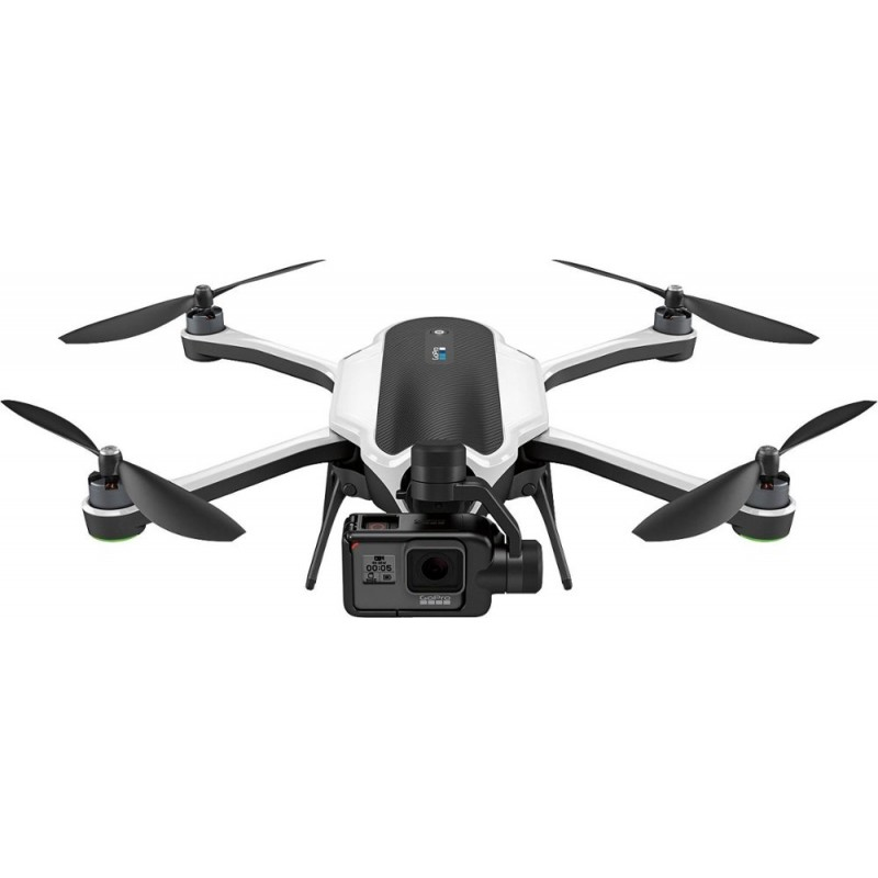 GoPro - Karma Quadcopter with HERO5 Black - Black/...