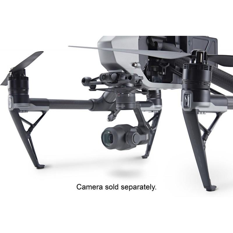 DJI - Inspire 2 Drone - Gray/Black