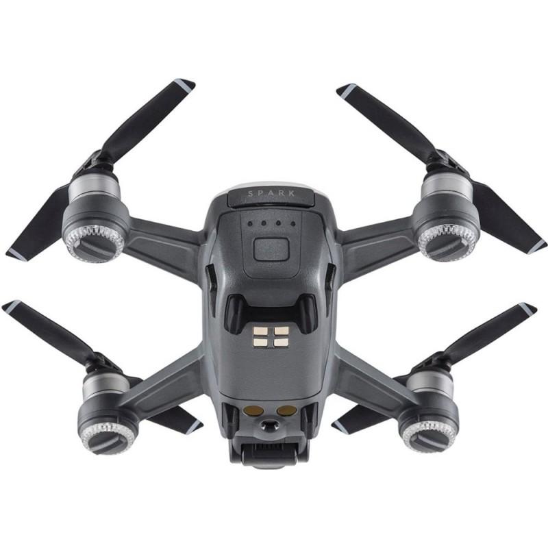 DJI - Spark Quadcopter - Alpine White